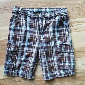😺3/$12 Arizona  Cargo shorts Size 4T